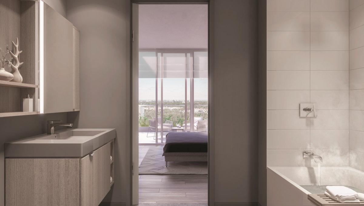 Rodeo Condos Two-Bedroom-Suite-Bathroom