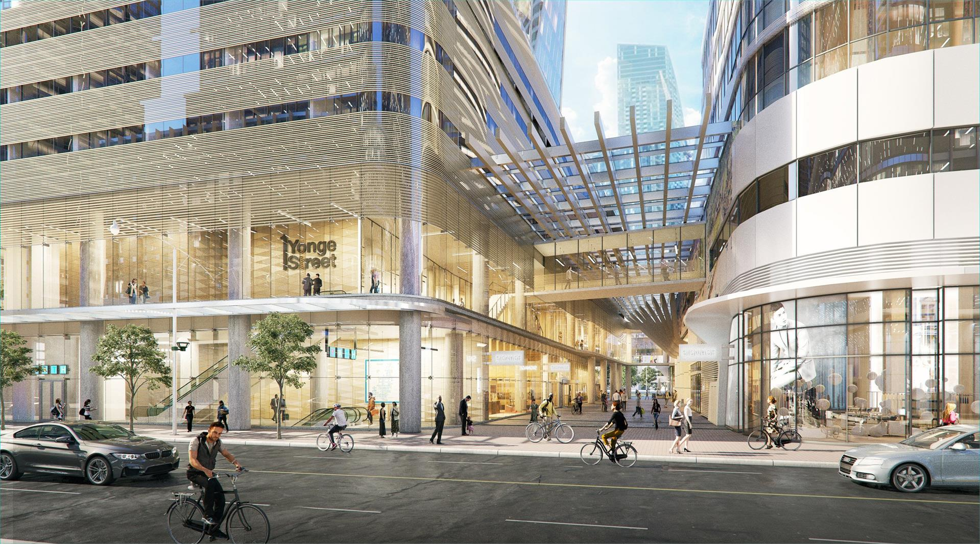 THE PRESTIGE CONDOS AT ONE YONGE