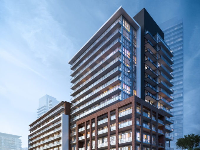 Lumina Condos at Emerald City