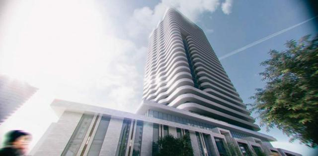 15 Holmes Avenue Condominiums