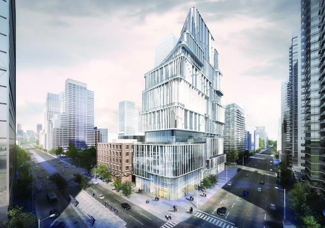 400 Front Street West Condo, Toronto, ON M5V 2J1