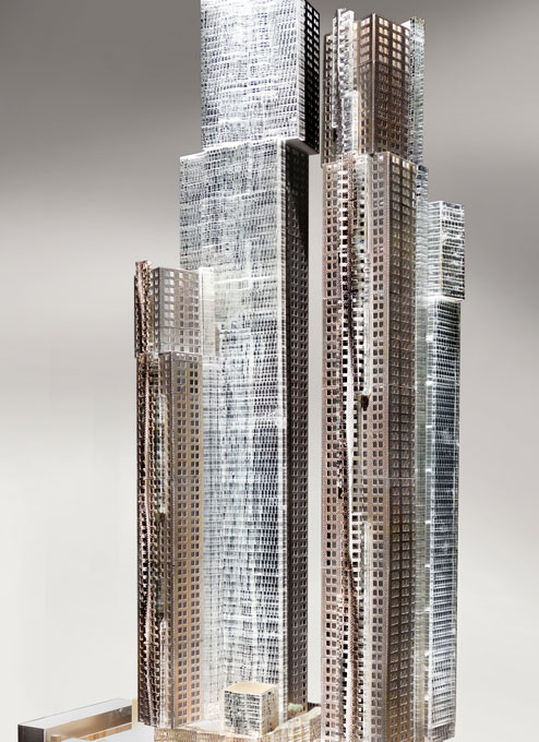 Mirvish Gehry Condominiums 06