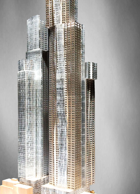 Mirvish Gehry Condominiums 08