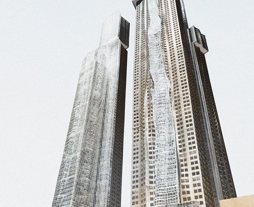 Mirvish & Gehry Condos 1