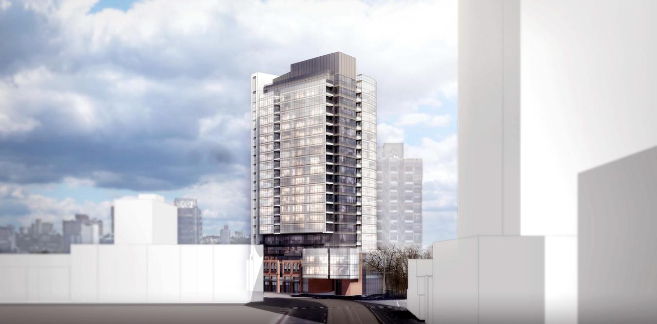 IN.DE Dundas East & Jarvis Condominiums