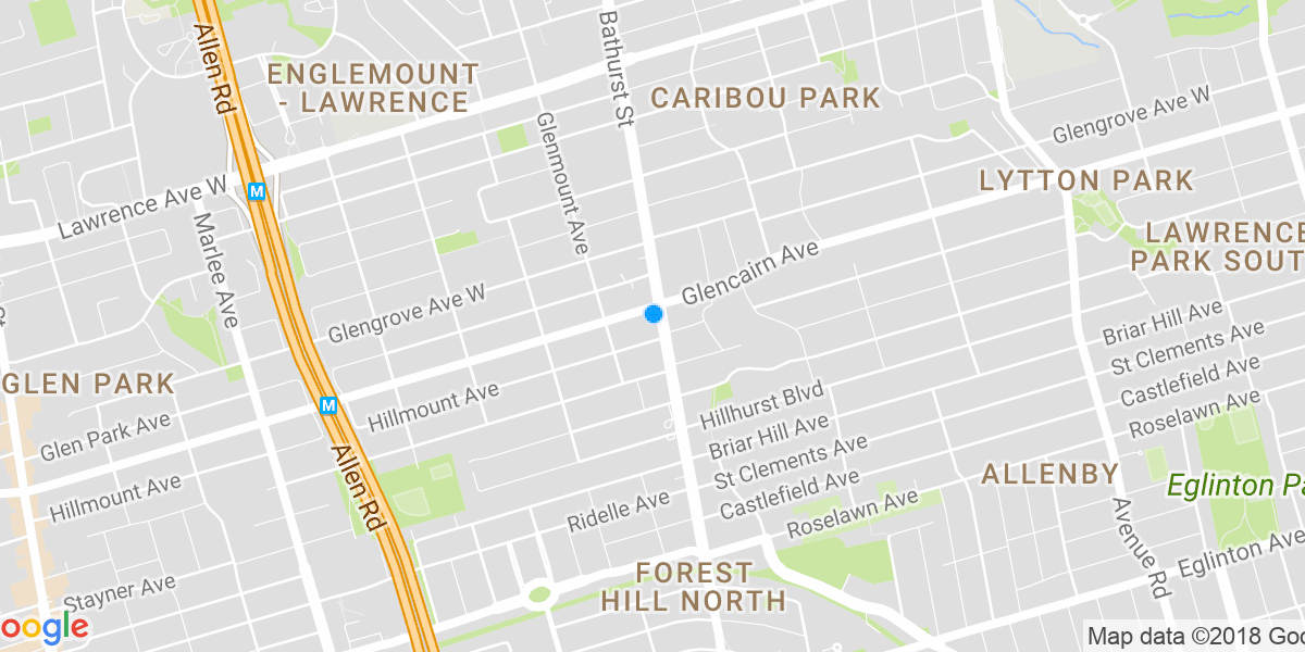 2788 Bathurst Street Condominiums