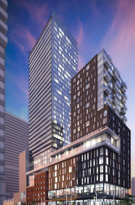 401 King Street Toronto