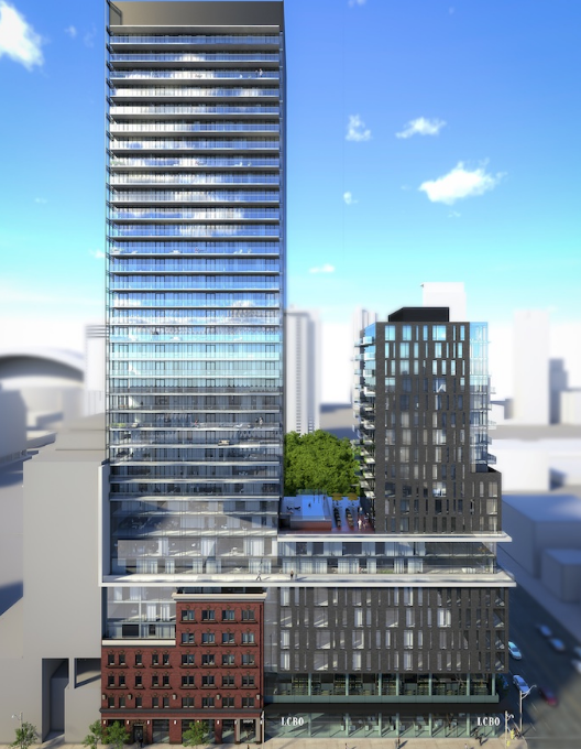 401 King Street Condominiums