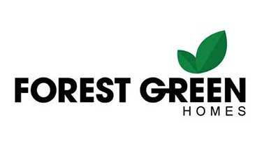 Forest green logo