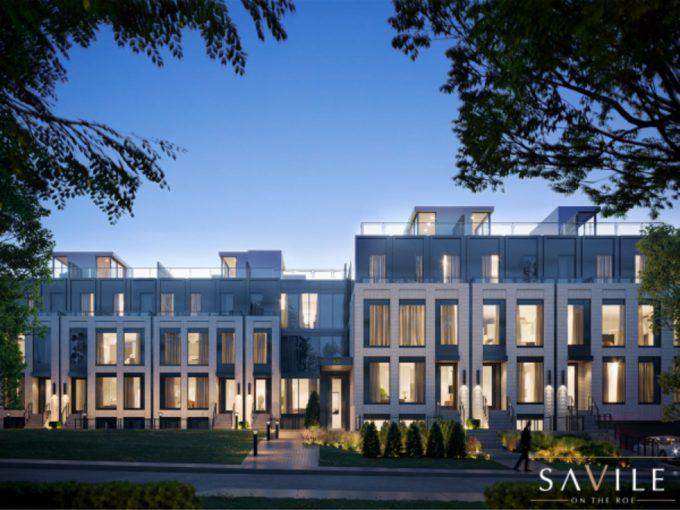 Savile on the Roe Residences
