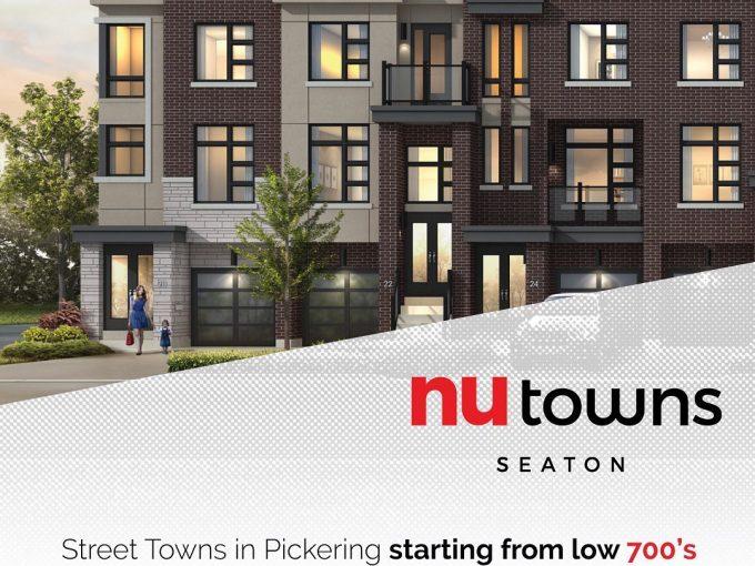 NuTowns Seaton