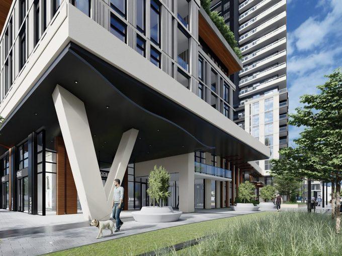 Vincent Condominiums