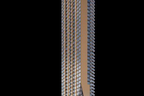 Natasha Building (Black Background)
