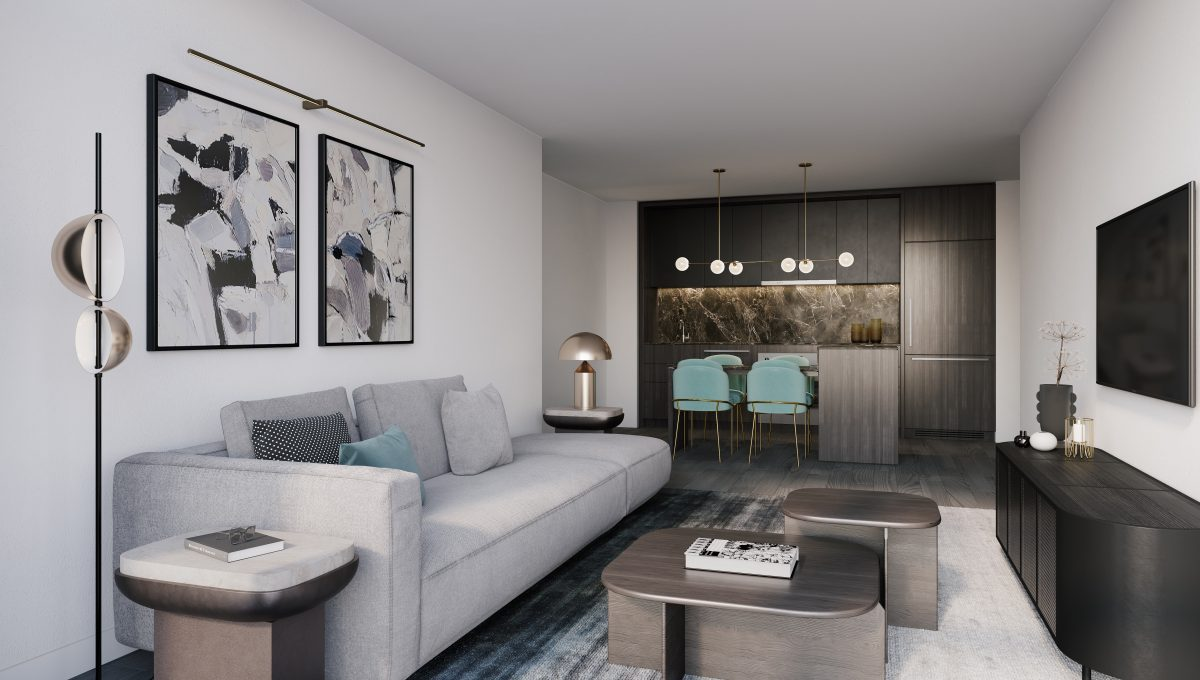 Bayview At The Village - 3 Bed Living-Dining