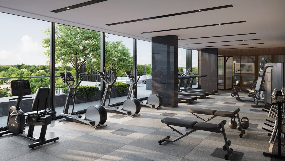 Bayview At The Village - Fitness Centre