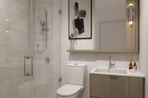 Bayview At The Village - Standard Bathroom