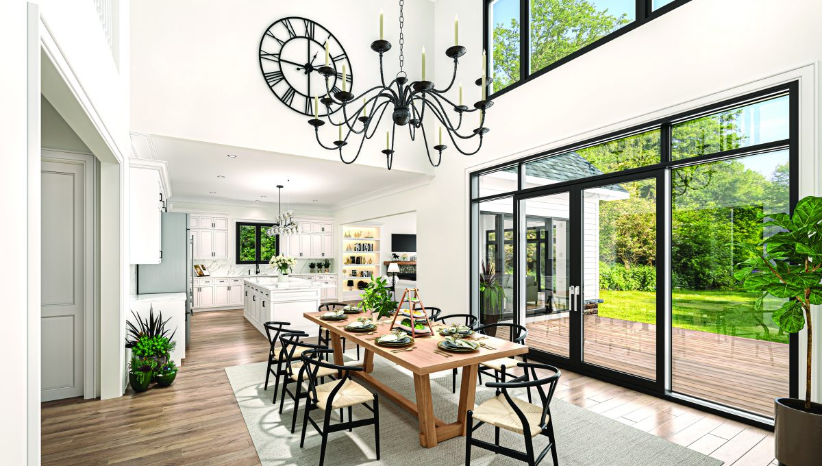 DiningKitchenEnclave